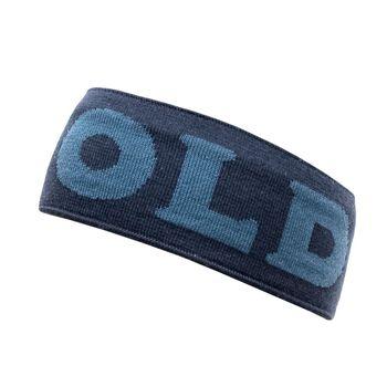 Devold Logo pannebånd Herre Blå