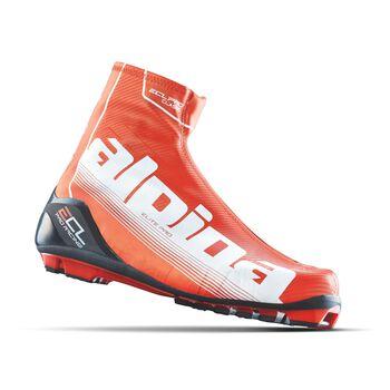 ALPINA ECL PRO WC Elite skisko klassisk Herre Rød