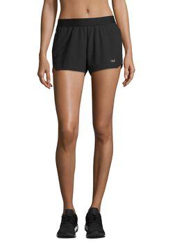 Casall Light Woven shorts dame Svart