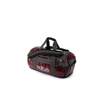 Rab Expedition Kitbag 50 L duffelbag Svart