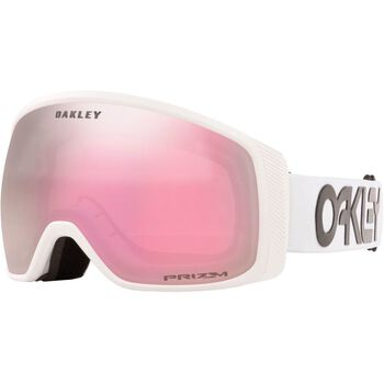 Oakley Flight Tracker XM Factory Pilot Snow alpinbriller Herre Hvit