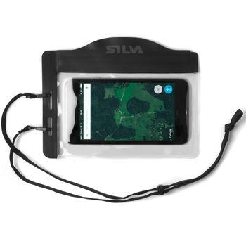 SILVA Vanntett mobilmappe Medium Svart