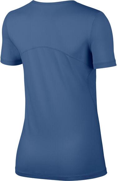 Pro All Over Mesh teknisk t-skjorte dame