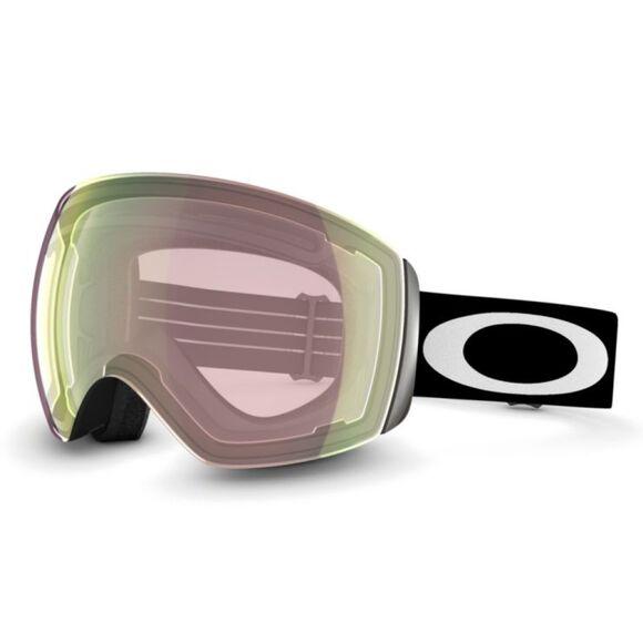 Flight Deck Prizm™ Hi Pink Iridium - Matte Black alpinbriller