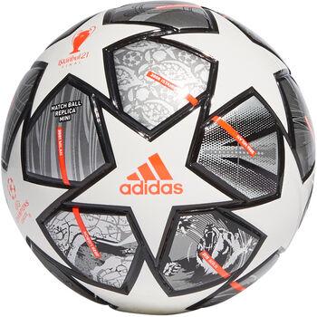 adidas Finale 21 20th Anniversary UCL Mini fotball Sølv