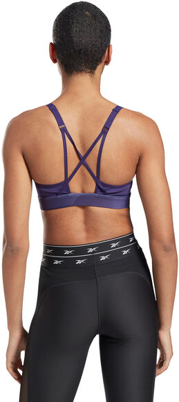 Lux Strappy Sports-BH dame