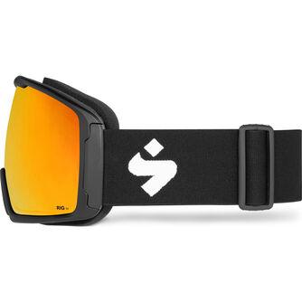 Clockwork RIG Matte Black- alpinbriller