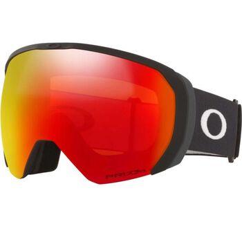 Oakley Flight Path XL Matte Black, Prizm Snow Torch Iridium alpinbriller Herre Rød