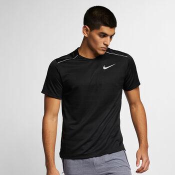 Nike Miler teknisk t-skjorte herre Svart