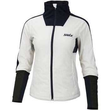 Swix Blizzard XC Jacket skijakke dame Hvit