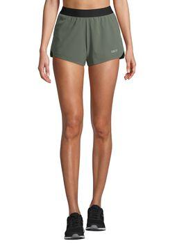 Casall Light Woven shorts dame Grønn