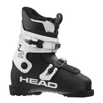 Head Z 2 alpinstøvel barn/junior Sølv
