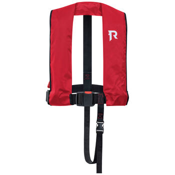 Regatta Shoresafe automatisk oppblåsbar redningsvest Herre Rød