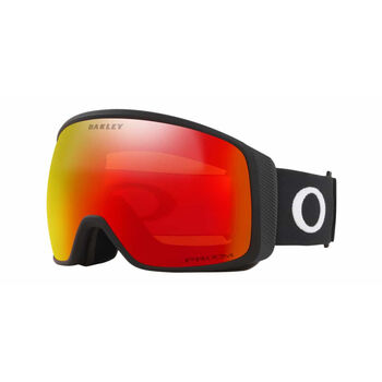 Oakley Flight Tracker XL Matte Black, Prizm Snow Torch Iridium alpinbriller Herre Svart