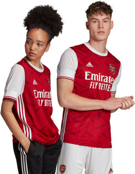 adidas Arsenal 20/21 hjemmetrøye Herre Rød