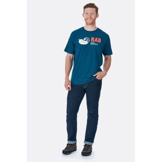 Stance Vintage t-skjorte herre