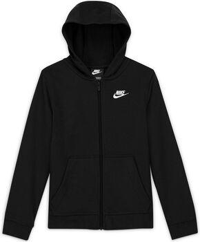Nike Sportswear Club hettejakke junior Svart