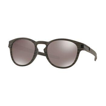 Oakley Latch Prizm™ Black Polarized - Woodgrain solbriller Herre Brun