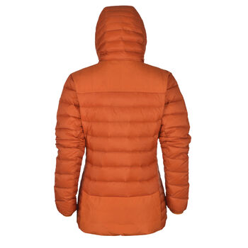 Norheim Granitt Pro tynn dunjakke dame Oransje