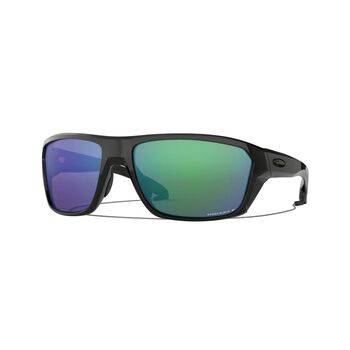 Oakley Split Shot Prizm™ Shallow Water Polarized - Polished Black solbriller Herre Grønn