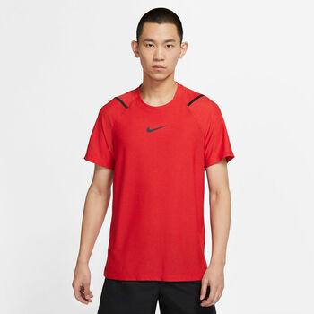 NIke Pro teknisk t-skjorte herre Rød