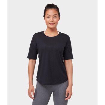 Manduka Enlightened t-skjorte dame Svart