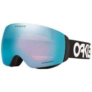 Oakley Flight Deck XM Factory Pilot Black, Prizm Snow Sapphire alpinbriller Herre Blå