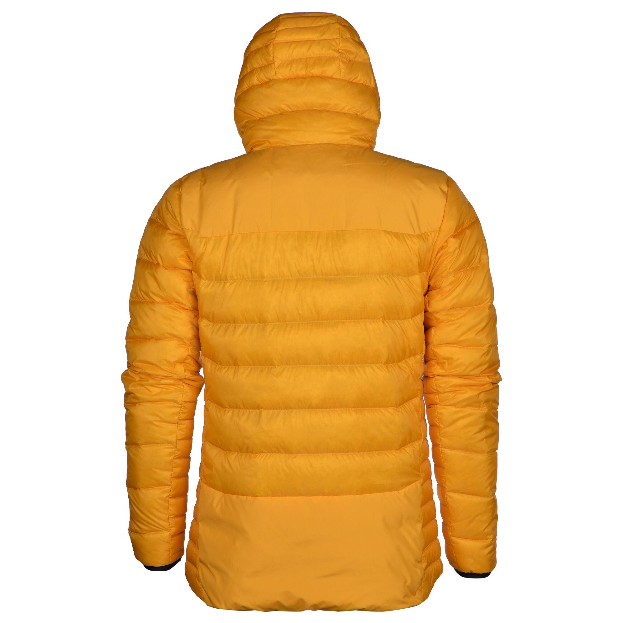 Dunjakke Herre Yellow