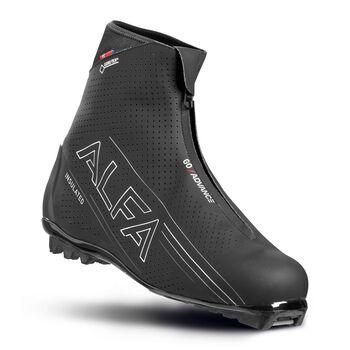 Alfa Go Advance GTX skisko klassisk fjellskistøvel Herre Svart