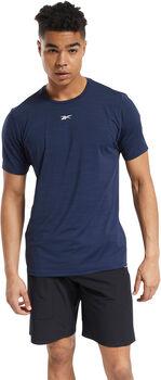 Reebok TS AC Solid Move Tee t-skjorte herre Blå