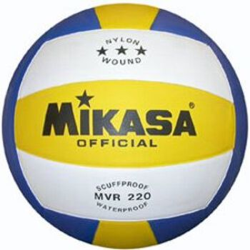 Mikasa Mvr220 Leisure Volleyball Gul