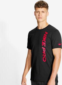 Nike Pro teknisk t-skjorte herre