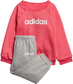 adidas Linear joggedress barn Jente Rosa