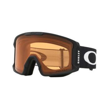 Oakley Line Miner XL Matte Black alpinbriller Herre Hvit