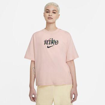 Nike Sportswear t-skjorte dame Oransje