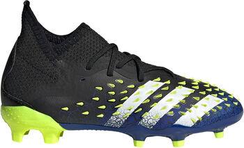 adidas Predator Freak.1 FG fotballsko gress junior Svart