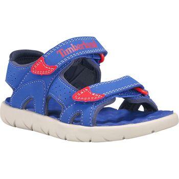 Timberland Perkins Row 2-strap sandal barn Blå