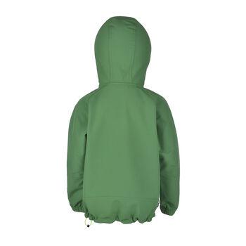 Norheim Granitt softshelljakke barn Grønn
