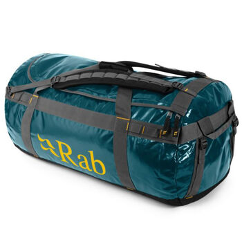 Rab Expedition Kitbag 120 L duffelbag Blå