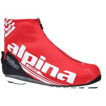 ALPINA FCL skisko klassisk Herre Rød