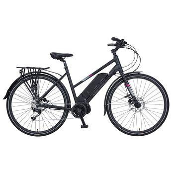 NAKAMURA Nitro EV5 W el-sykkel dame Svart