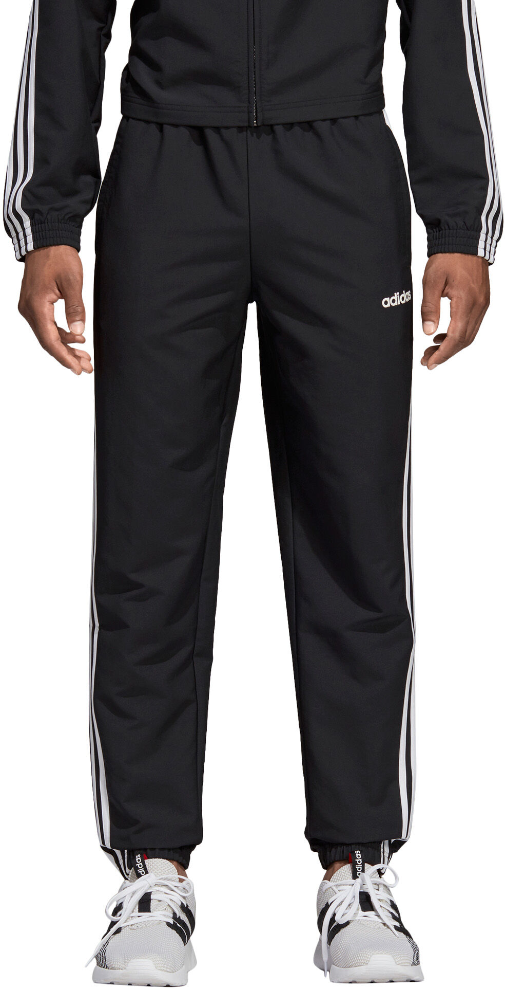 adidas | Essentials 3 Stripes Wind treningsbukse herre