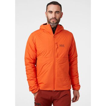 Helly Hansen Odin Stretch Hooded Insulator jakke herre Oransje
