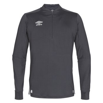UMBRO UX Elite half zip treningsgenser junior Svart