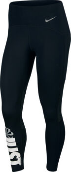 Nike Speed Icon Clash 7/8 tights dame Svart