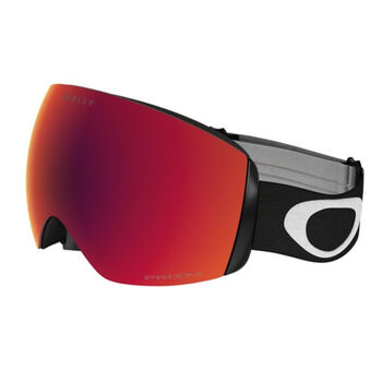 Oakley Flight Deck XM - Matte Black - Prizm™ Rose Alpinbrille Herre Svart