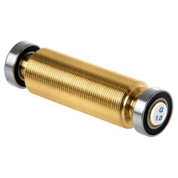 Swix T423100G strukturvalse rett 1 mm Flerfarvet