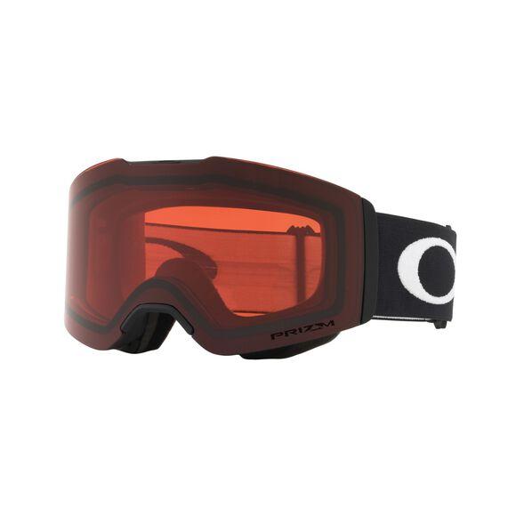 Fall Line - Matte Black - Prizm™ Rose goggles