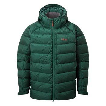 Rab Cirrus  Alpine tynn boblejakke herre Grønn