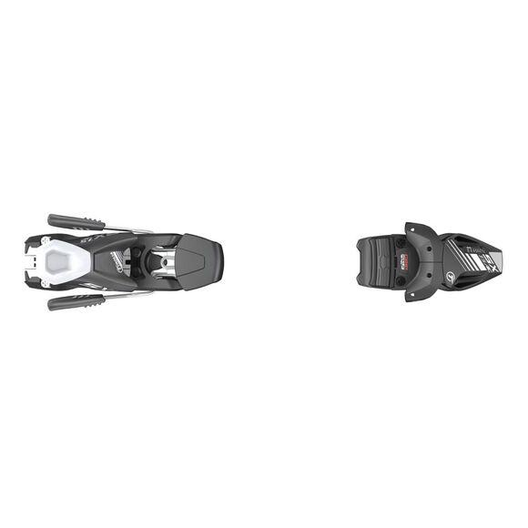 SX 7.5 - 78 mm alpinbinding barn/junior